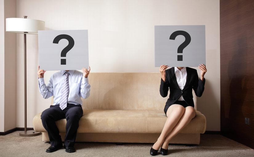 5 întrebări frecvente în legătură cu divorțul